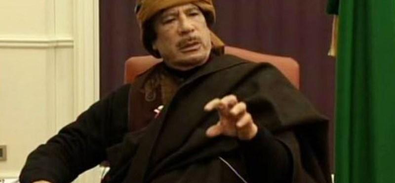 Oroszország nem fogadja be Kadhafit