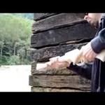 Videó: 14-szer sült el a világ első 3D-nyomtatott puskája