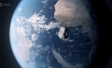 Egy 200 méteres aszteroida halad el a Föld mellett karácsony első napján