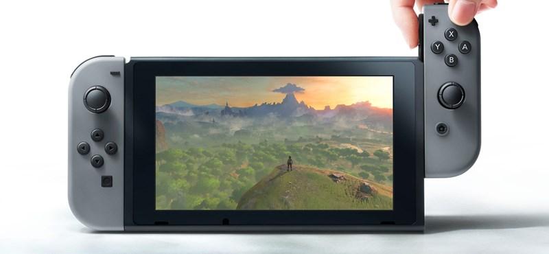 Nagyon megy a Nintendo játékgépe, a PS4 is hasít, a Microsoft hallgat