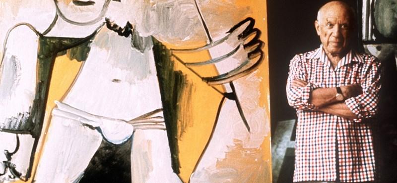 Megint nem nyílik meg a párizsi Picasso Múzeum