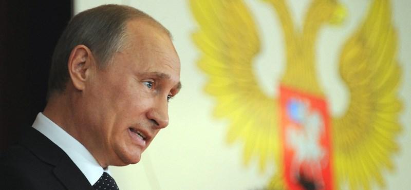 Orosz lap: Putyin minden áron kitart a szír elnök mellett