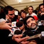 Az ukránok cáfolják Maradona szerződtetését