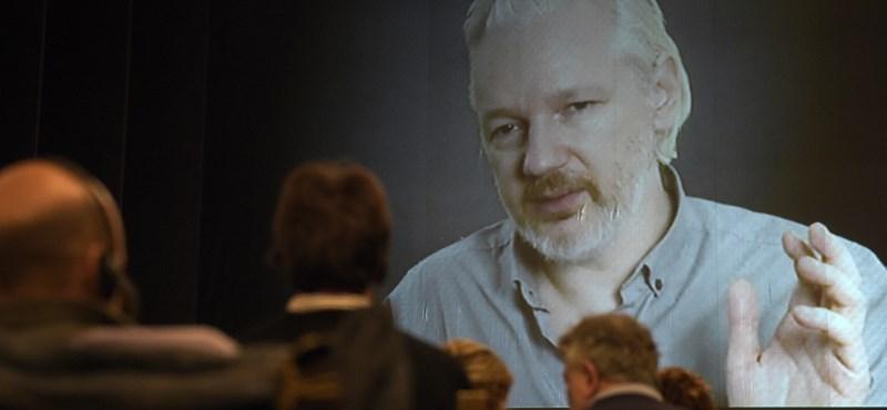 Julian Assange rejtélyes módon eltűnt a Twitterről