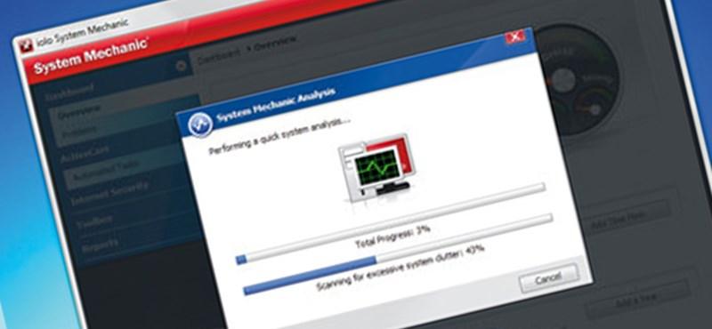 A három legjobb szoftver a PC felgyorsításához