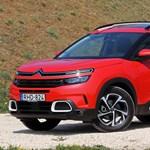 Színes francia varázsszőnyeg: teszten a Citroën C5 Aircross