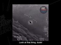 Videója van a haditengerészetnek egy UFO-találkozásról, de soha nem láthatjuk