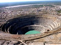 A világ legnagyobb gyémántját találhatták meg Kanadában - fotó