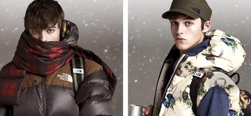 Jéghidegben is stílusosan - The North Face: 2011 őszi / téli kollekció