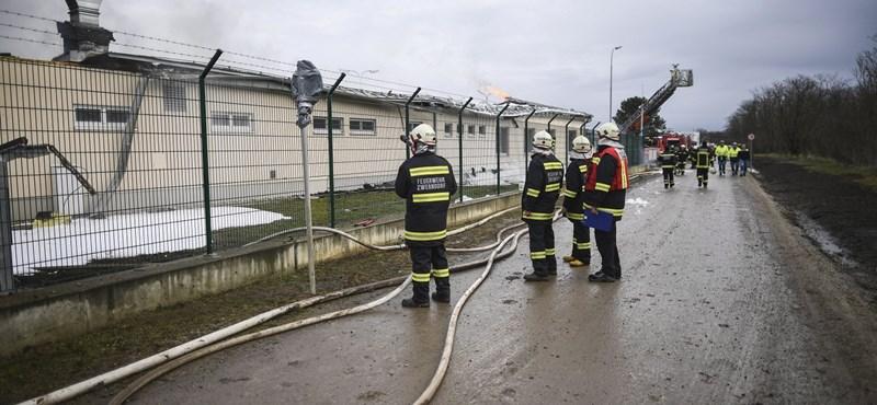 Műszaki probléma okozta a robbanást az osztrák gázelosztóban