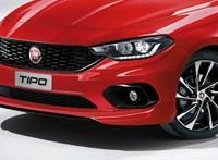 Itt az új Fiat Tipo Sport: Lehelletnyi Ferrari-életérzés a széles közönségnek