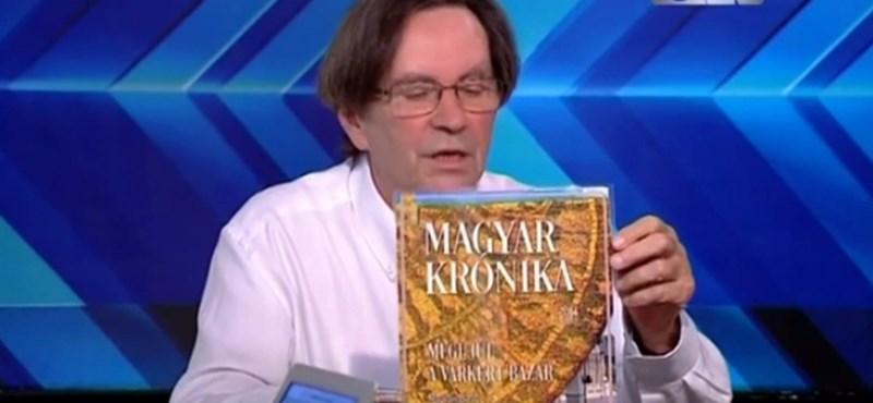 Megvan a Magyar Krónika címlapja – megírjuk (és megmutatjuk)
