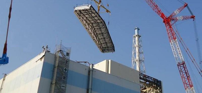 Legalább 30 évig tarthat a Fukusima-1 bezárása