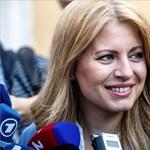 Nagyon menő címlappal tiszteleg Szlovákia első női elnöke előtt egy szlovák lap