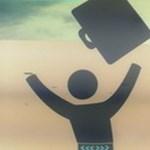 Megoldás a gazdasági válságra: munka helyett utazás