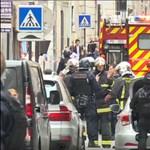 Elkapták a párizsi túszejtőt