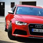 Audi RS6-bemutató: vadállat a családban