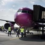 Verekedés volt a Wizz Air Budapestre tartó járatán