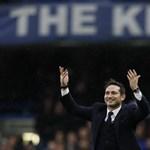 Kirúgta Frank Lampardot a Chelsea