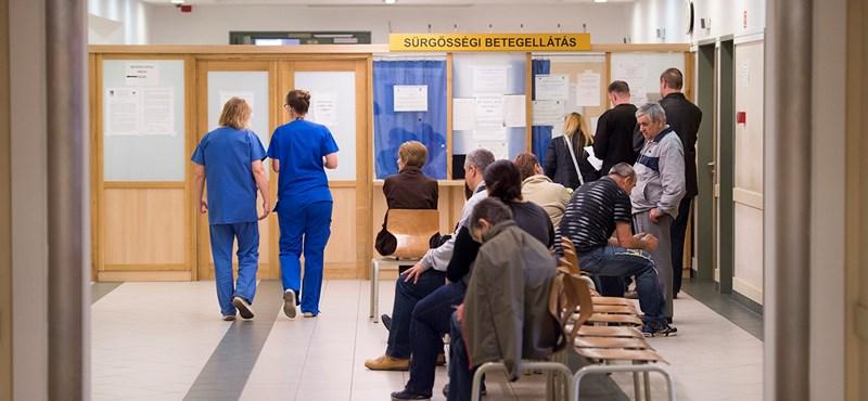 Osztályozással döntenek majd a betegek sorsáról a sürgősségiken