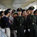 Expó 2010: soha nem látott embertömeg Sanghajban
