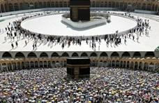 Muszlimok millióit sokkolhatja, hogy a járvány miatt nem zarándokolhatnak el Mekkába