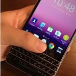 Kiszivárgott: lehet, hogy ez lesz a BlackBerry utolsó hagyományos telefonja?