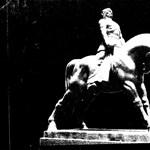 74 millióból állít fel a kormány Vácon egy évtizedek óta tengődő Attila-szobrot