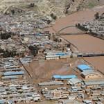 2030-ra kétszer annyi ember fognak veszélyeztetni az áradások