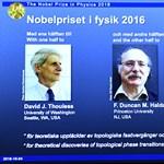 Brit tudósoké a fizikai Nobel-díj