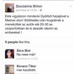 Rémhír terjed a menekültekről a Facebookon