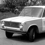 Szovjet villanyautó, íme a több mint 40 éves elektromos Lada - videó