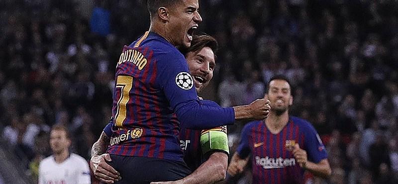 Messi meglőtte 400. La Liga gólját
