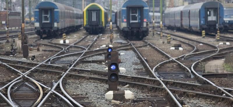 Akár 160-nal is mehetnek majd a vonatok Győr és Bécs között