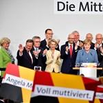 Merkel kapott egy pofont, mehet Jamaicába - Németország választ ÉLŐ