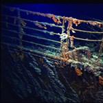 """A Titanic """"korrupt"""" első tisztjének holmiját hozták fel a mélyből"""