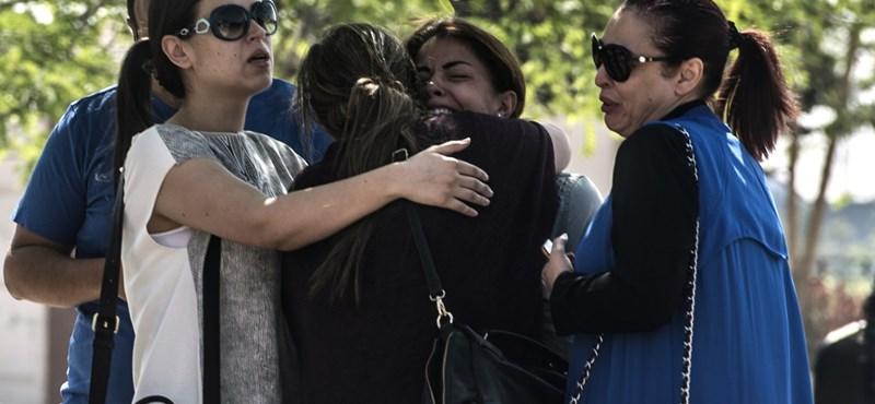 Emberölés miatt nyomoznak a franciák a lezuhant EgyptAir-gép ügyében