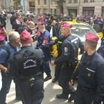 Leendő miniszter kérte a rendőrséget, indítsanak eljárást a tüntetésen történtek miatt