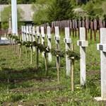 Berendelték a budapesti román nagykövetet az úzvölgyi temetőnél történtek miatt