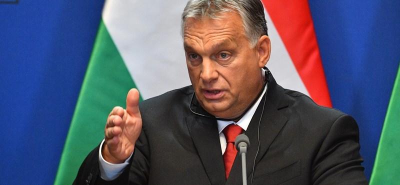Orbán már Azerbajdzsánban van