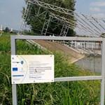 Roncstelepre hasonlít a három éve, uniós pénzből épített vízi központ – fotó