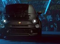 220 lóerő talán már elég lesz a kis Fiat 500-asban