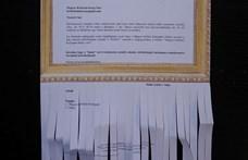 A Kétfarkú megörökítette a rendőrség Baskyt kereső levelét, de nem akárhogy