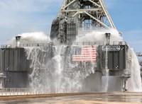 Megnyitották a csapokat, fél perc alatt 1,7 millió liter vizet folyatott el a NASA