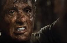 Stallone keményebb, mint valaha: Új előzetes jött a Rambo 5-höz