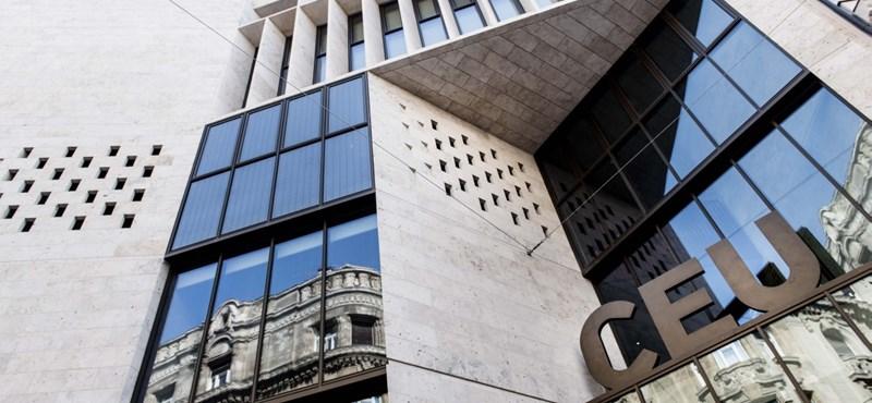 Jogi garanciát vár a kormánytól a CEU