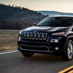 """""""Érdekesre"""" sikerült a Jeep Cherokee új arca"""