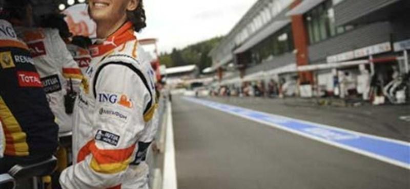 Francia győzelem a Forma-1-es Magyar Nagydíj betétversenyén