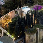 A világ legmenőbb lakásává varázsoltak egy ócska cementgyárat - fotók