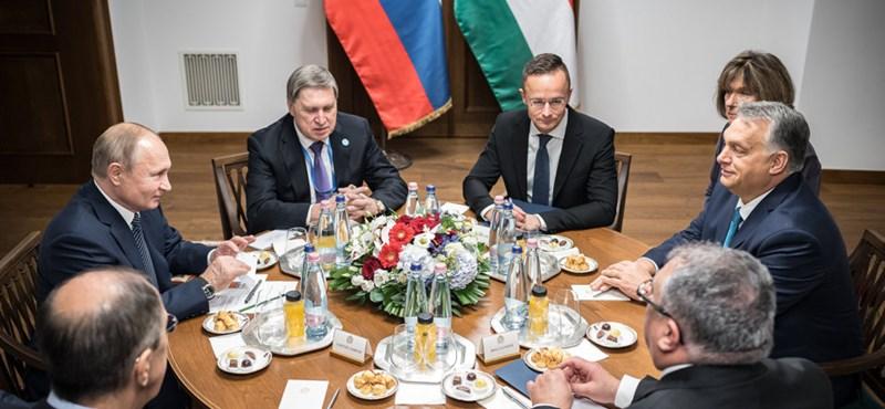 Orbán Viktor: Egyensúlytalan a helyzet a magyarok és az oroszok között